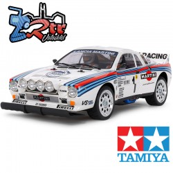 Tamiya Lancia 037 Rally (TA02-S) 1/10 4Wd