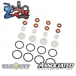 Partes internas de amortiguadores enduro EL42081