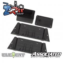 Tableros de piso de enduro y caja receptora enduro EL42006