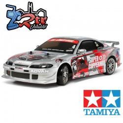 Tamiya Nismo Coppermix Silvia TT-02D Drift Spec 4Wd 1/10