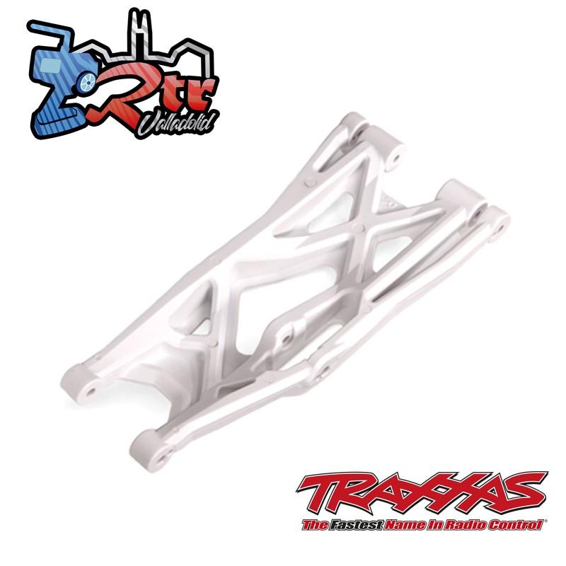 Trapecio Derecha Traxxas Endurecido X-Maxx TRA7830A Blanco