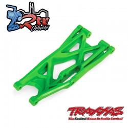 Trapecio Derecho Traxxas Endurecido X-Maxx TRA7830G Verde