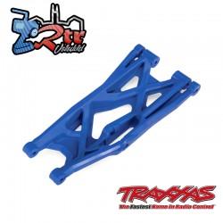 Trapecio Derecho Traxxas Endurecido X-Maxx TRA7830X Azul