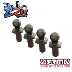 Bolas 4.3x10.75mm Arrma AR340130