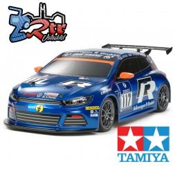Tamiya Volkswagen Scirocco GT24-CNG FF-03 2Wd 1/10