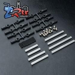 Juego de Tirantes MST fabricado en aluminio 267mm CMX MST210538S