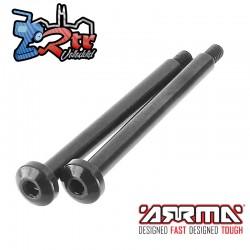 Pasador de bisagra exterior 4x45 mm (2PCS) Arrma AR330194