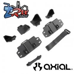 Bases para montaje de batería Axial SCX10 III AXI231008