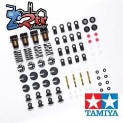 Amortiguadores Tamiya TRF Super Short Big Bore + (4 piezas) 42355