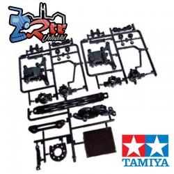 Piezas A (vertical) para TT-01 Tamiya 51002