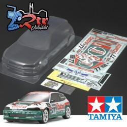 Carrocería Castrol Honda CIVIC EG6 VTI 190mm Tamiya 51421