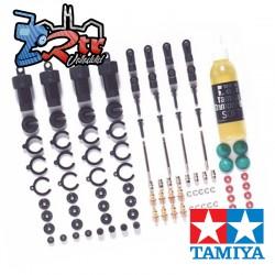 Tamiya 55mm CVA Mini Cilindro de Unidad de Choque (4) 53619