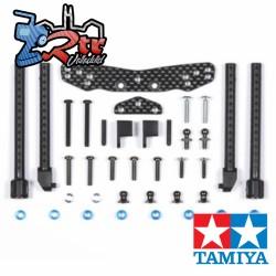 Torres de Amortiguador de carbono Tamiya TT-01E Stay R 54060