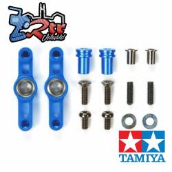Juego de dirección de carreras de aluminio TT-02 Tamiya 54574