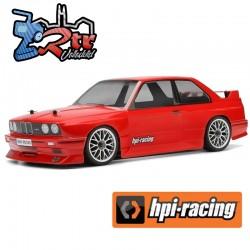 Carrocería BMW M3 E30 200mm Hpi 17540 Transparente