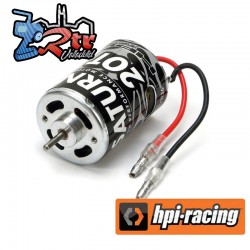 Motor HPI 1/10 Escobillas Brushed 20T Saturm 540