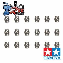 Bolas de fricción 6mm 18 piezas Tamiya 54945