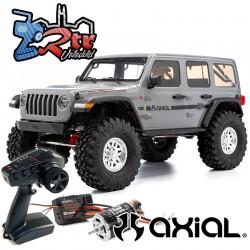 Axial Crawler SCX10 III Jeep JL Wrangler Rubicon 1/10 RTR Gris