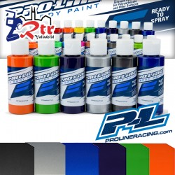 Pintura  Proline Lexan Colores Secundarios  60Ml PR6323-01