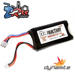 Batería 7.4v 350mAh 2s LiPo DYNB0012