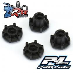 Adaptadores hexagonales 12mm Para ruedas Proline PR6335-00