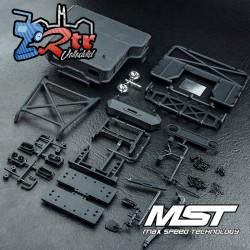 Carrocería MST J45C Toyota (sin Pintar) 313mm