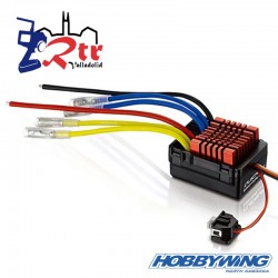 Hobbywing QuicRun WP 860 Doble motor Escobillas 60A ESC