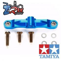 Puente de dirección de aluminio Tamiya TT-02 54575