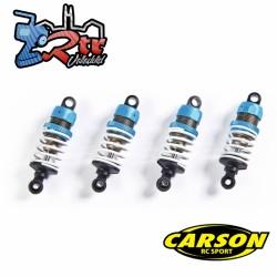 Amortiguadores Carson 52mm Aluminio (4 Unidades) 500405863