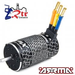 Motor Arrma 1/8 Brushlees BLX-185 2050Kv 6S 4074 Eje 5mm AR390205