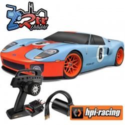 Hpi RS4 Sport 3 Flux Ford GT Edicion Heritage 1/10 4wd