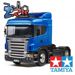 Tamiya Scania R470 4x2 Highline GigaSpace Kit
