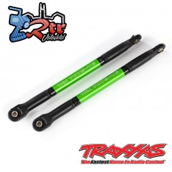 Varillas de empuje Aluminio Verde servicio pesado Traxxas TRA8619G