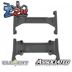 Placas de montaje de marco de enduro, duras Element EL42011