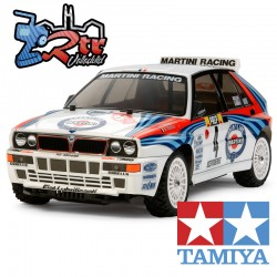 Tamiya Lancia Delta Integrale XV-0 1/10 2Wd Rally