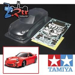 Carrocería Mazda RX-7 Tamiya 190mm 51270