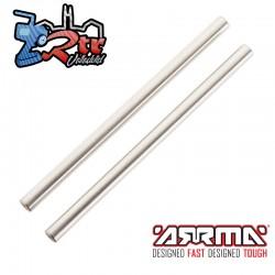 Pasador de bisagra inferior 4x67.5 mm Arrma AR330381