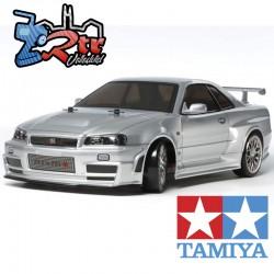 Tamiya Nismo R34 GT-R Z-tune Drift Spec TT-02D 4Wd 1/10