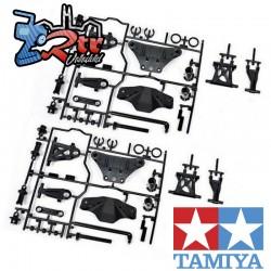 Partes B Brazos de suspensión TT-02 Tamiya 51528