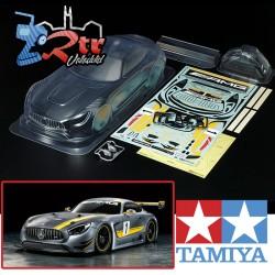 Carrocería Tamiya Mercedes-AMG GT3 190mm 51590