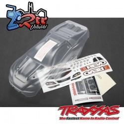 Carrocería Traxxas E-Revo 1/16 Cuerpo Lexan Tranparente TRA7111