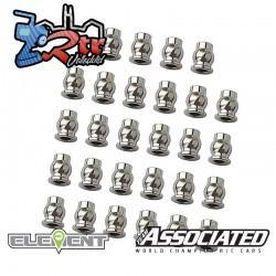 Juego de Bolas de pivote de acero 28 Unidades Element EL42056