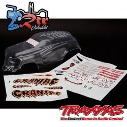 Cuerpo Traxxas Craniac, Skully , Digger 2WD Carrocería Transparente TRA3634