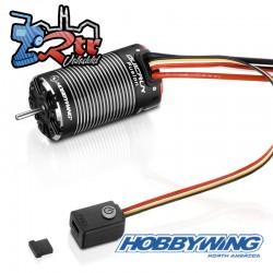 Hobbywing Quicrun Fusion FOC Combo for Rock Crawler 1200kV