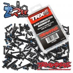 Juego de tornillos de Acero Inoxidable TRX-4 Traxx Traxxas TRA8894
