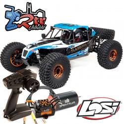Losi Lasernut U4 2.2 Rock Racer Brushless 1/10 RTR Azul