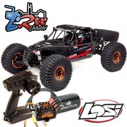 Losi Lasernut U4 2.2 Rock Racer Brushless 1/10 RTR Rojo