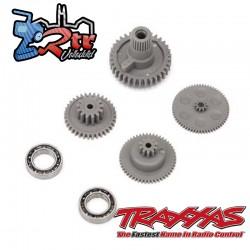 Kit Reparacion Servo Traxxas kit reparación 2075 y 2070 SerbvoTRA2072A