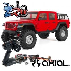 Axial Crawler SCX10 III Jeep Gladiator 1/10 RTR Rojo