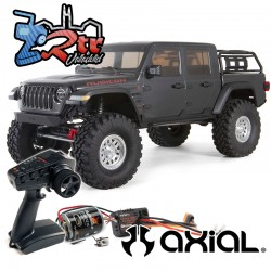 Axial Crawler SCX10 III Jeep Gladiator 1/10 RTR Gris